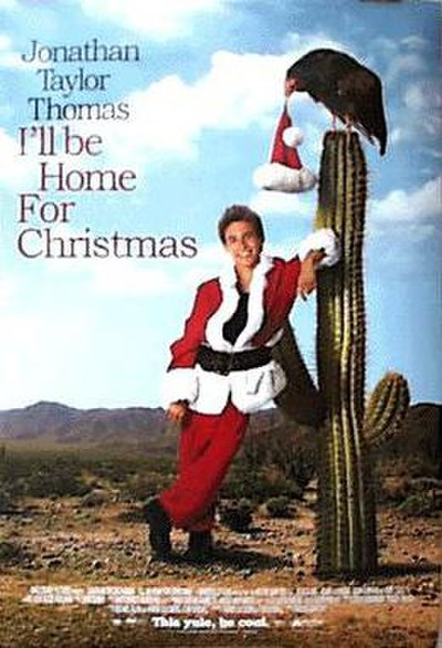 Picture of a movie: I'll Be Home For Christmas