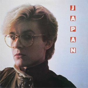 Japan (Japan album) - Image: Japan Japan