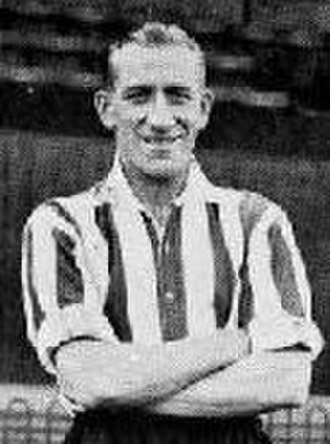 1931–32 Brentford F.C. season - Image: Joe James, Brentford FC, 1930s