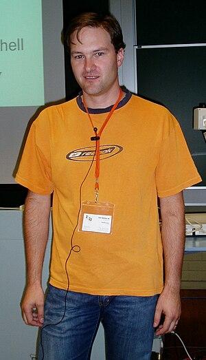 Jonathan Oxer - Image: Jon oxer 1
