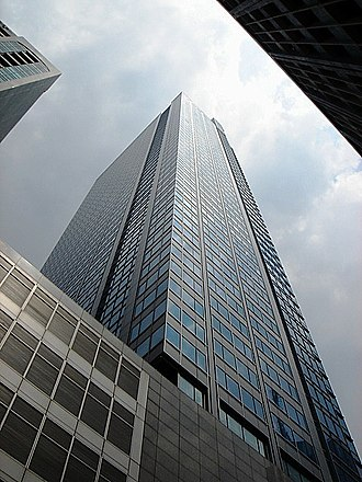 PBCom Tower - The building in 2005