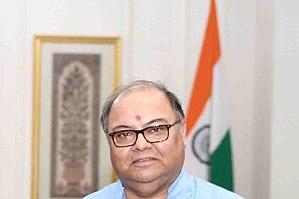 Subhro Kamal Mukherjee - Image: Justice SKM