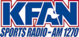 KFAN (AM) - Image: KFAN1270