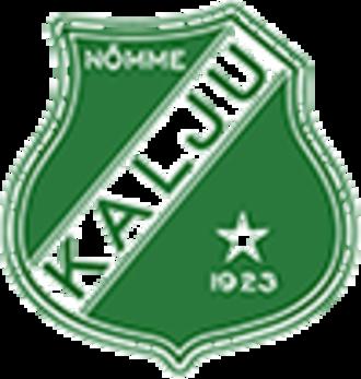 Nõmme Kalju FC - Image: Kalju