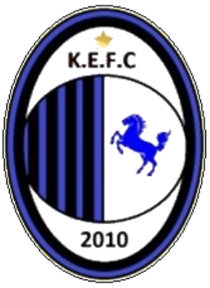 Kent Football United F.C. - Image: Kent Football United logo