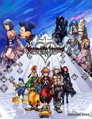 Kingdom Hearts HD 2.8 Final Chapter Prologue - Box art