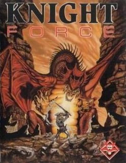 <i>Knight Force</i> 1989 video game