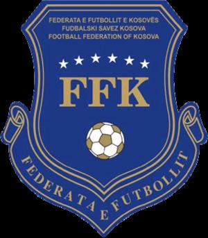 Football Federation of Kosovo - Image: Kosovo FA