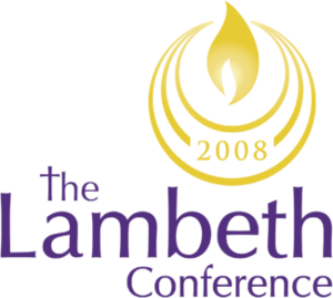 Lambeth Conference - The 2008 Lambeth Conference logo