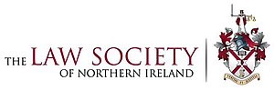 Law Society of Northern Ireland - Image: Law Society of Northern Ireland Logo