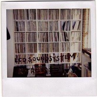 Introns (album) - Image: Lcd soundsystem introns