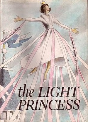 The Light Princess - Cover of 1962 edition.