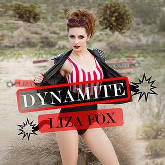 Liza Fox — Dynamite (studio acapella)