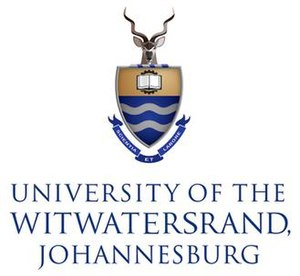 University of the Witwatersrand - Image: Logo for the University of the Witwatersrand, Johannesburg (new logo as of 2015)
