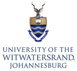 University of the Witwatersrand public research university in Johannesburg, South Africa