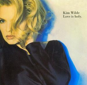 Love Is Holy - Image: Love is Holy Kim Wilde