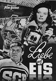 <i>Love on Ice</i> (film) 1950 film