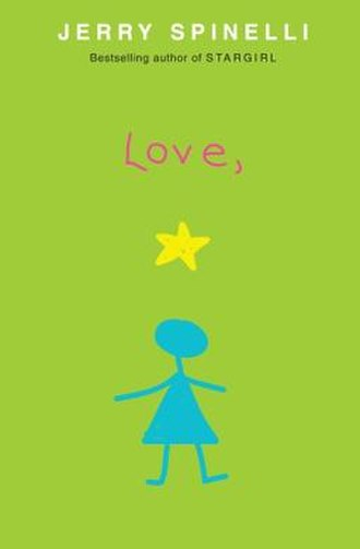 Love, Stargirl - First edition cover