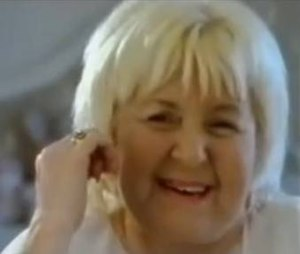 Lynne Perrie - Perrie in The Ghost Of Ivy Tilsley, a documentary about her career and her role on Coronation Street (1996).