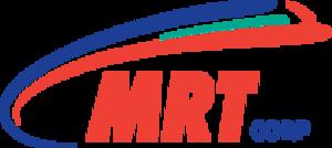 Mass Rapid Transit Corporation (Malaysia) - Image: MRT Corp logo