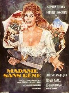 <i>Madame</i> (1961 film) 1961 film by Christian-Jaque