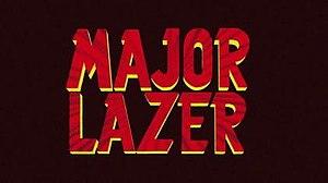Major Lazer (TV series) - Image: Major Lazer title