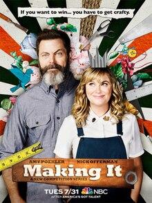 Making It (TV series) - Wikipedia