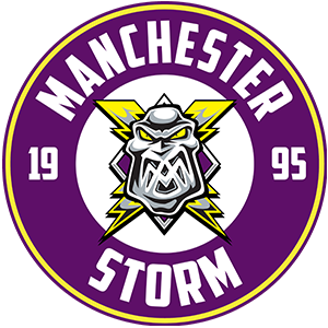 Manchester Storm (2015–) - Image: Manchester Storm