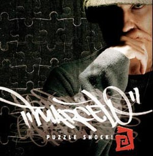 Puzzle Shock! - Image: Marcelo Puzzle Shock cover