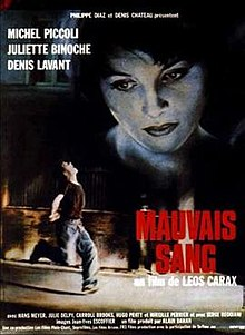 <b>Mauvais Sang</b> - Wikipedia, the free encyclopedia