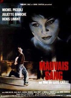 1986 film by Leos Carax
