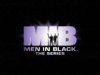 Men in Black: The Series - Official series title card
