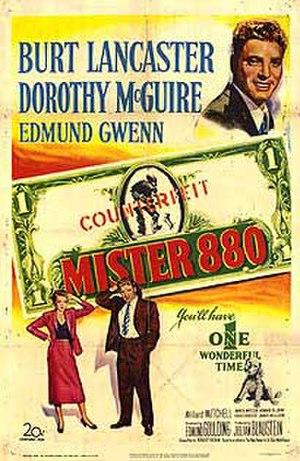 Mister 880 - Image: Mister 880