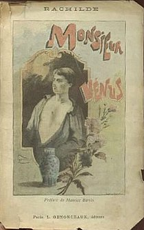 <i>Monsieur Vénus</i> book by Rachilde