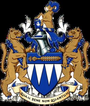 Mount Royal University - Image: Mount Royal University Coat of Arms