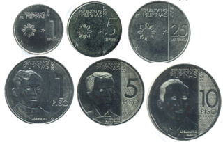Coins of the Philippine peso