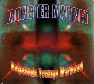 Negasonic Teenage Warhead (song) - Image: Negasonic Teenage Warhead cover