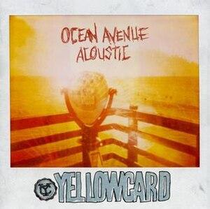 Ocean Avenue Acoustic - Image: Ocean Avenue Acoustic Cover