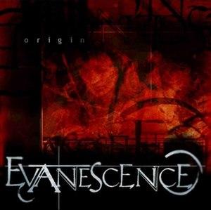 Origin (Evanescence album) - Image: Origin (Evanescence album cover)