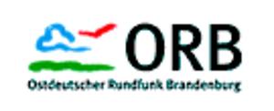 Ostdeutscher Rundfunk Brandenburg - Logo of Ostdeutscher Rundfunk Brandenburg.