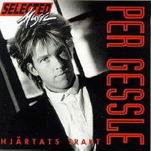 Hjärtats trakt - Image: PG hjartats trakt album cover