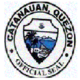 Official seal of Catanauan, Quezon