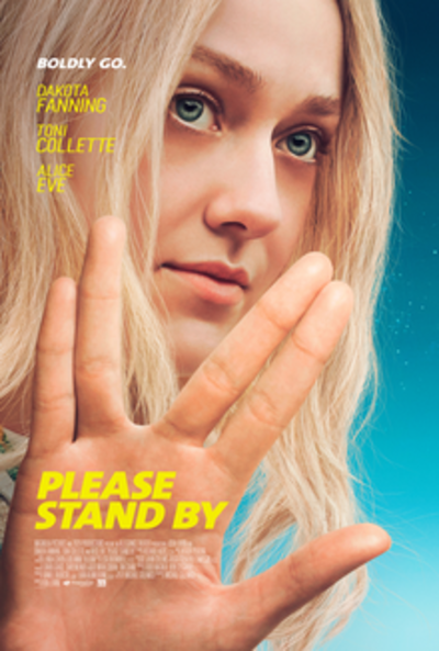 Picture of a movie: Please Stand By