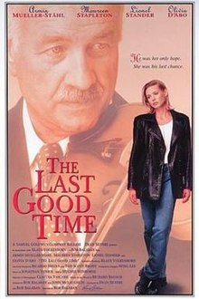Poster of the movie The Last Good Time.jpg
