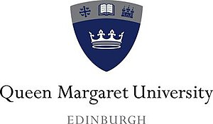 Queen Margaret University - Image: Queen Margaret University logo