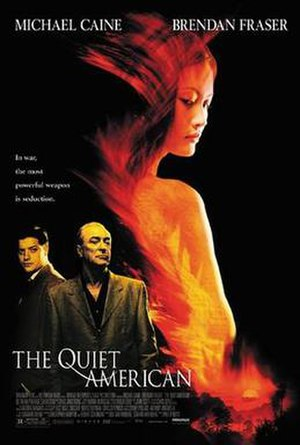 The Quiet American (2002 film) - Poster