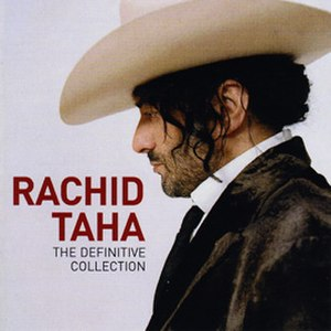 The Definitive Collection (Rachid Taha album) - Image: Rachid taha definitive collection