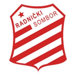 FK Radnički Sombor - Image: Radnicki sombor