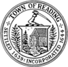 Official seal of Reading, Massachusetts