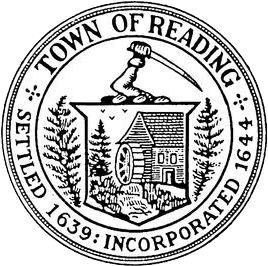 Official seal of Reading, Massachusetts